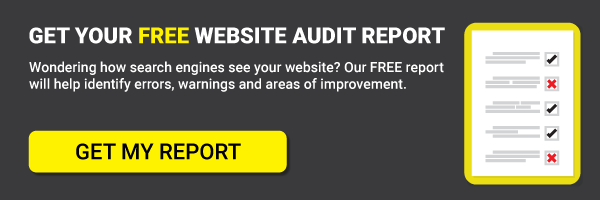 Yellow Robot Marketing Website Audit Report